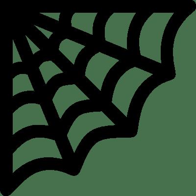 spiderweb corner