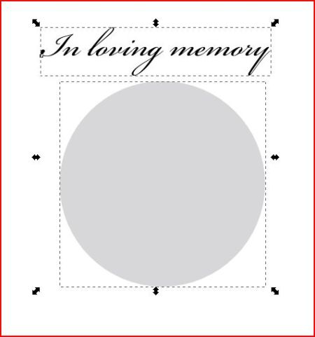 Circle text01
