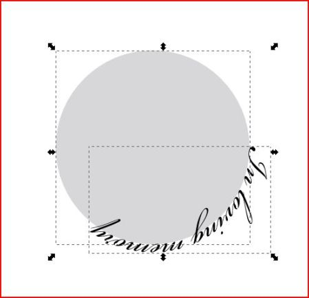 Circle text02