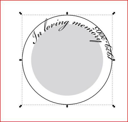 Circle text05