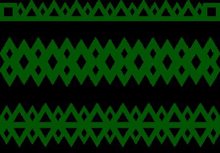 diamond borders