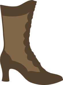 victorian boot