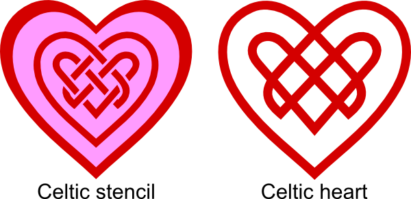 Celtic Knot Heart Svg Files Images By Heather Ms Blog