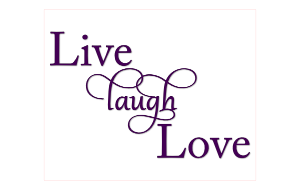 laughter word art - photo #3