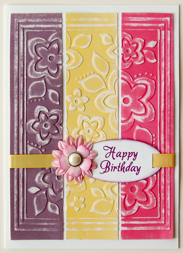 Ribbon Slider Svg And A Birthday Card Images By Heather M S Blog