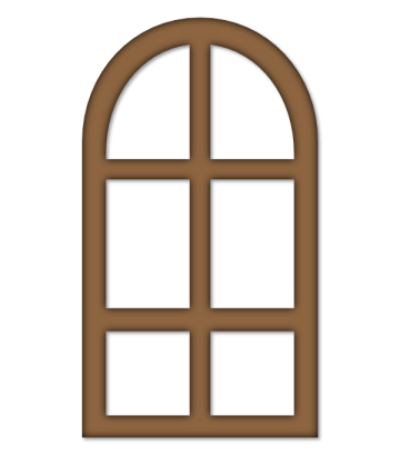 IHM arched window