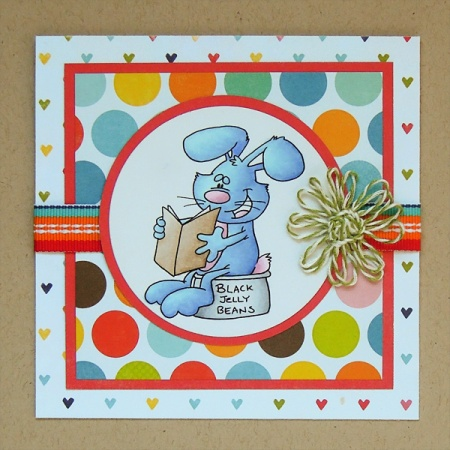 HeatherM blue jelly beans