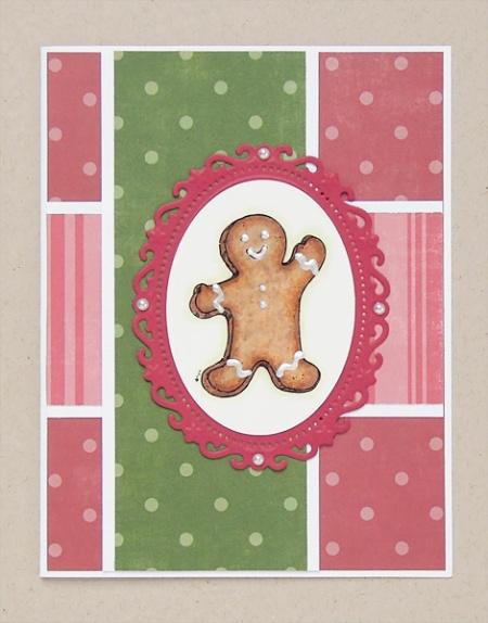 HeatherM using Mo Manning Gingerbread Man digi