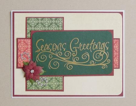 HeatherM Season's Greetings card