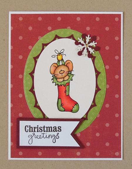 """HeatherM using Bugaboo digi """"stocking mouse"""""""