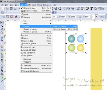 IHM Inkscape pattern3