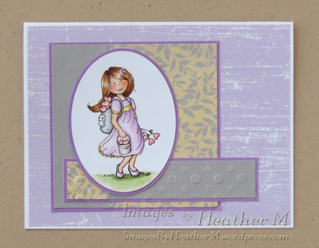 "HeatherM using From The Heart Stamps ""Gathering Hearts"" digi"