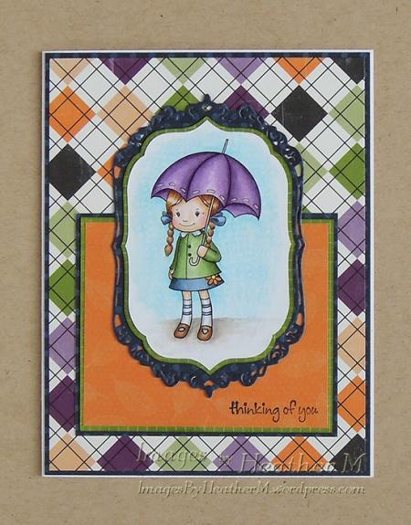 "HeatherM using Digi Darla ""Crissy and umbrella"""
