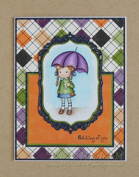 "HeatherM using Digi Darla ""Crissy and umbrella"""