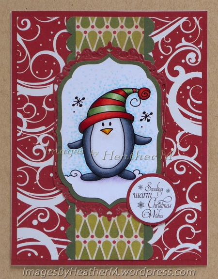 https://imagesbyheatherm.files.wordpress.com/2015/07/heatherm-bug-little-penguin-winter-toque.jpg?w=450&h=576