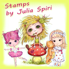 Julia Spiri digistamps