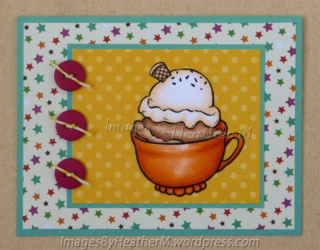"HeatherM using From the Heart Stamps ""Ice Cream Lineup"" digi"