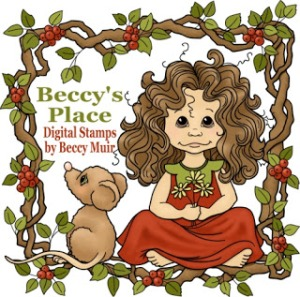 Beccy's Place Digital Stamps