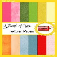 A Touch of Class Textured Papers